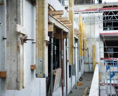 BS-Bauservice Baustellen Ausschalen