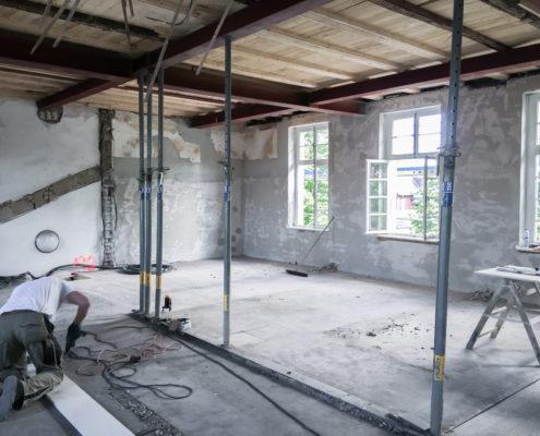 Baustellen Baureinigung Bocholt