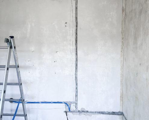 Baustellen Entkernung Bocholt